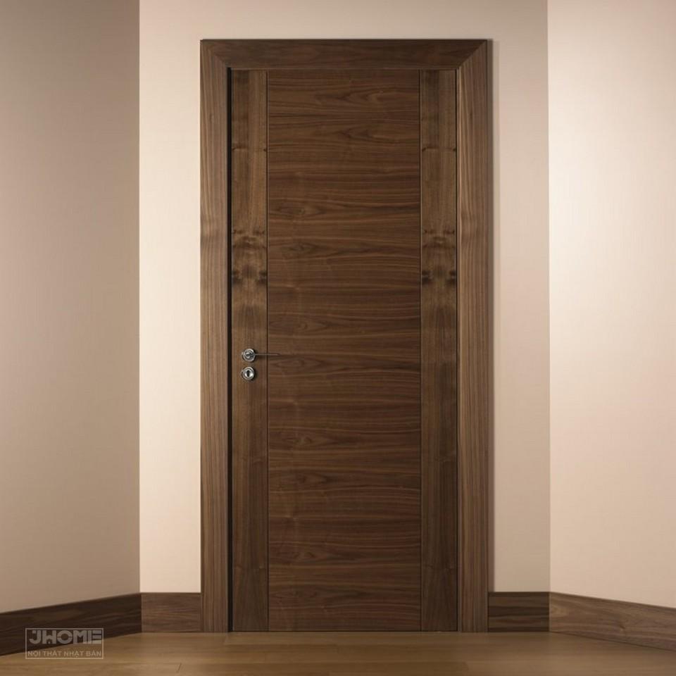 Giá cửa gỗ óc chó
