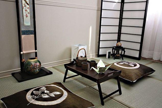 Mẫu phòng khách bàn trà cổ điển